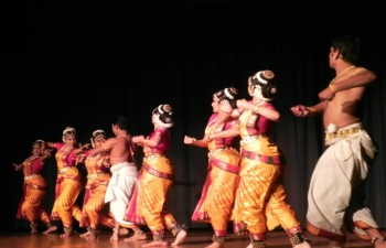 First-ever Indian-cultural performance in Liechtenstein