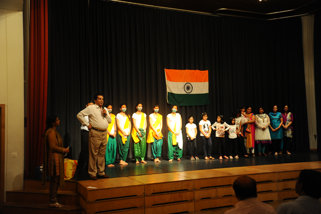 Celebration of Independence Day 2013 by Indian Association, Berne on 17 August, 2013