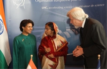 State visit of H.E. Smt. Pratibha Devisingh Patil, President of the Republic of India to Switzerland