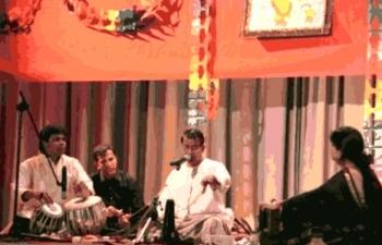 Ganesh Utsav celebrations in Berne