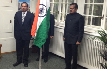 India Independence Day Celebrations at Indian Embassy, Berne