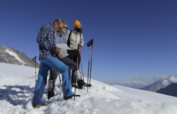 Indo-Swiss Jungfrau Conquest!