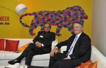 Finance Minister meeting Mr Mathias Cormann, Minister for Finance, Australia