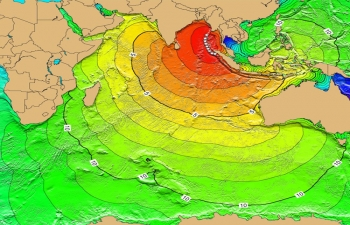 ENVIRONMENT, HYDERABAD, TECHNOLOGY, India Set to Become First Country to Predict Tsunami Inundations in Real Time!