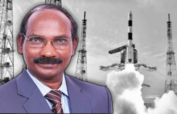 Man Who Set World Record For India By Leading Launch Of 104 Satellites In Single Mission, Appointed ISRO Chairman