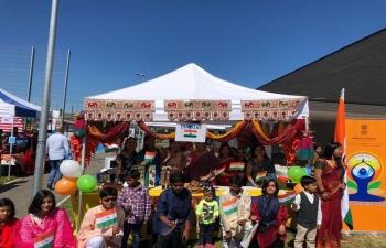 Ayurveda Festival at International School of Berne on June 23, 2018