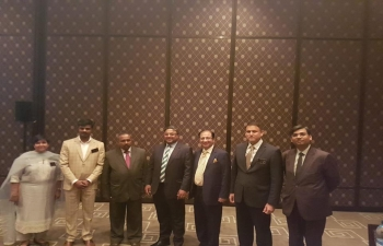 Opening remarks by Ambassador at the India MICE, June 28, 2018