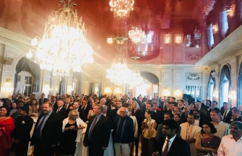 Indian Independence Day Reception, August 15, 2018