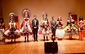 FESTIVAL OF INDIA IN ST. GALLEN ON DECEMBER 6