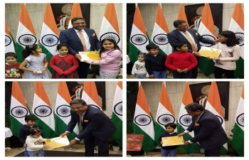 YOUNG CHAMPIONS OF INDIA IN SWITZERLAND