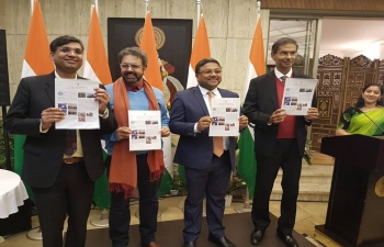 RELEASE OF AYURVEDA BULLETIN