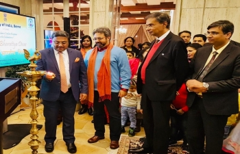 PRAVASI BHARATIYA DIVAS CELEBRATIONS IN SWITZERLAND