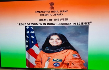 ROLE OF WOMEN IN INDIA'S JOURNEY IN SCIENCE