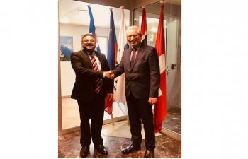 India-EFTA cooperation in Geneva on February 12th 2019