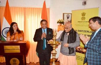 India - Switzerland Ayurveda summit in Geneva on February 16th 2019