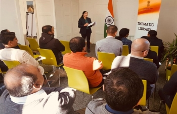 Diversity of India -Quiz on Indian languages in Berne on February 18th 2019