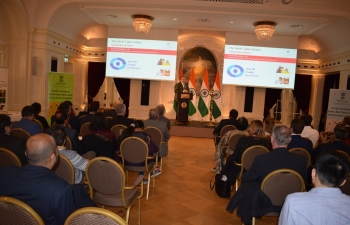 India- Switzerland education cooperation in Berne on February 28th 2019