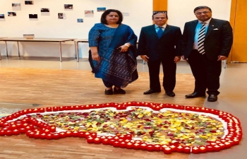 India stands in complete solidarity with Sri Lanka, Berne on April 28, 2019