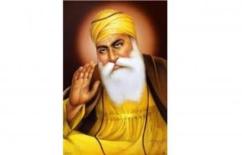 Celebrating birth anniversary of Guru Nanak Dev Ji in Berne on July 11th 2019