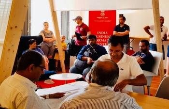CONSULAR SERVICES IN ZURICH ON 20.07.2019