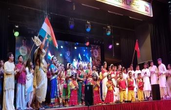 Onam Celebrations in Switzerland on 7th of Sept 2019