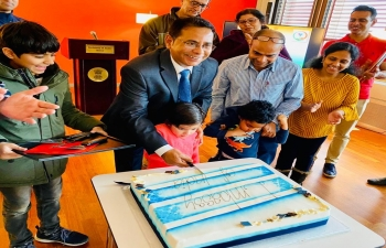 ANNIVERSARY CELEBRATIONS OF CONSULAR SERVICES IN ZURICH