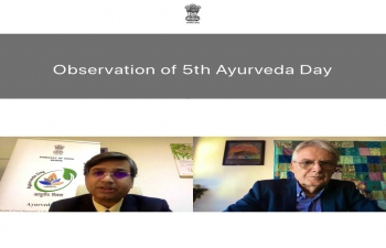Observation of Ayurveda Day