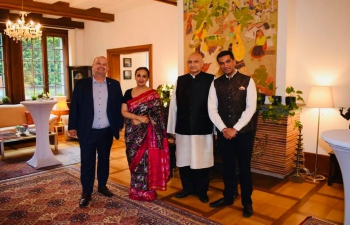 India@75 : Event held on June 30, 2021 at India House, Berne
