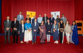 India Day in St. Moritz on 25 Aug 2021