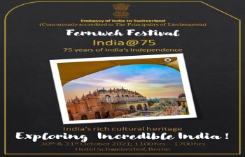 Fernweh Festival in Berne on 30 & 31 Oct, 2021