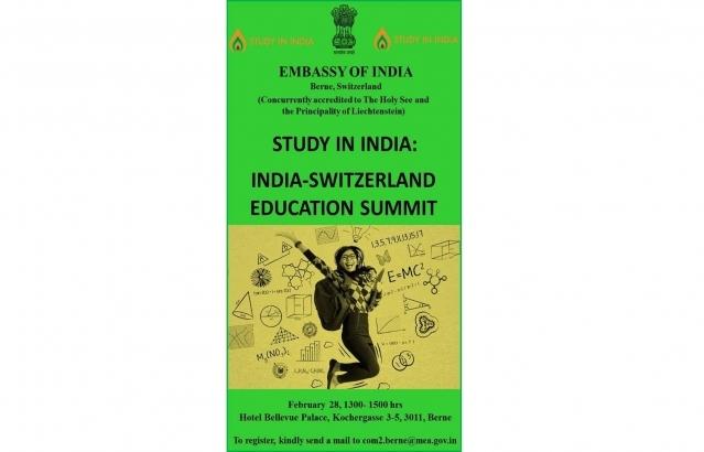 Embassy of India, Berne, Switzerland : Events/Photo Gallery